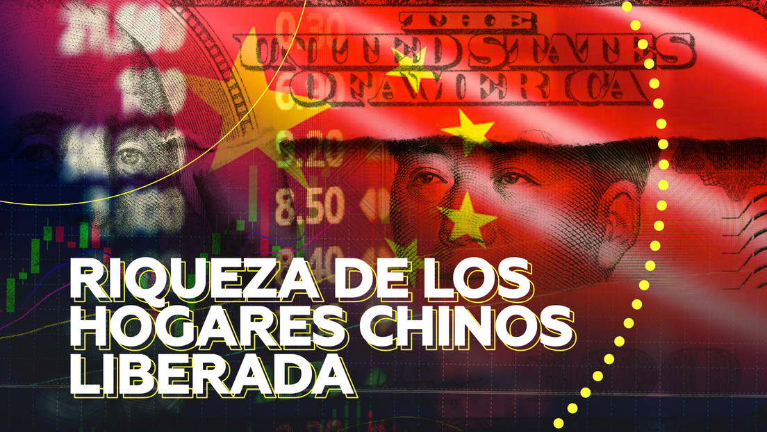 """China se ha convertido en la primera superpotencia a nivel mundial"""