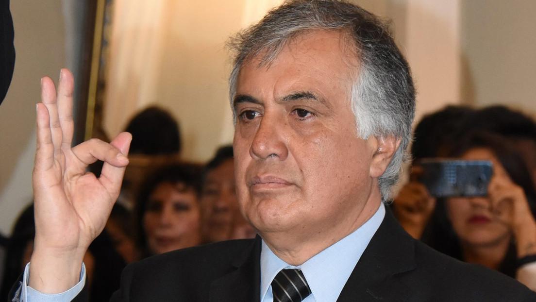 """""""La mentira tiene patas cortas"""":  Habla el embajador boliviano sobre las armas que Macri habría enviado al régimen de Áñez tras el golpe de Estado"""