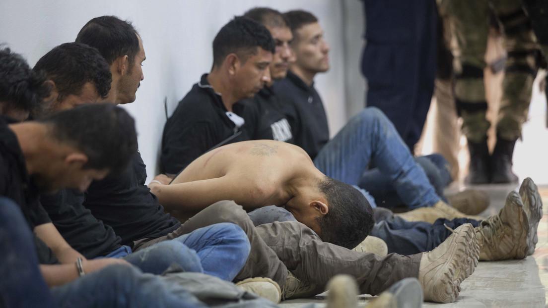 EE.UU. dio entrenamiento militar a varios mercenarios colombianos que participaron en el magnicidio del presidente de Haití