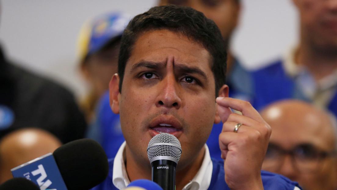 Quién es el hombre que lidera la histórica competencia a Guaidó y plantea su candidatura para las regionales en Venezuela