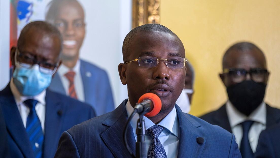 """Primer ministro de Haití: """"Hay intereses para desviar la investigación sobre el asesinato del presidente Jovenel Moïse"""""""