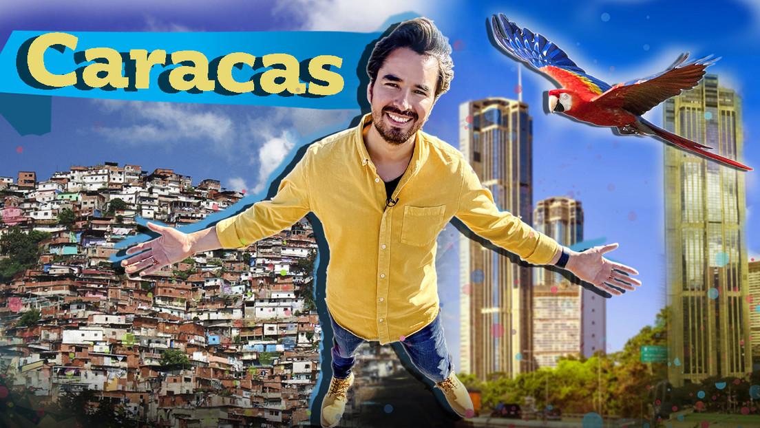 Caracas, la ciudad de la eterna primavera