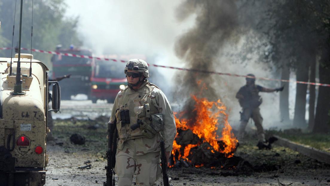 """Lavrov afirma que la misión en Afganistán """"ha fracasado"""" y que es algo que todo el mundo entiende, incluso EE.UU."""