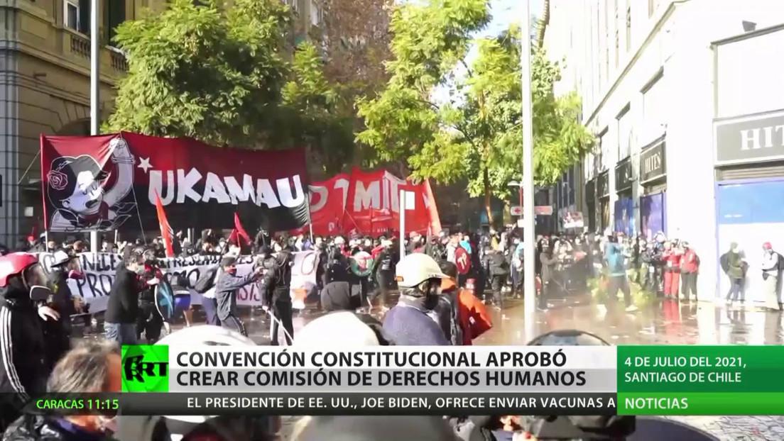 Sigue tomando forma la Convención Constitucional en Chile