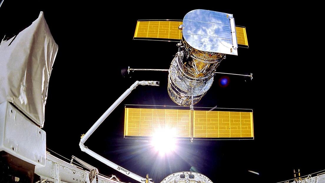 La NASA recupera el telescopio Hubble después de una falla con la computadora de carga útil