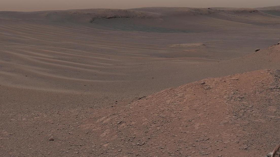 El róver Curiosity descubre lo que habría acabado con los posibles signos de vida en la superficie de Marte y creado nuevos hábitats bajo el suelo