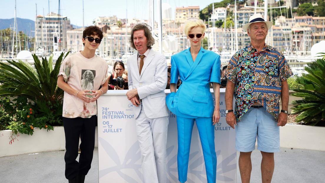 Cuatro estrellas de Hollywood protagonizan una foto viral que ahora es un exitoso meme