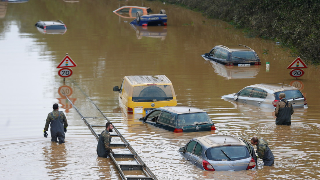 Declaran la situación de catástrofe en el sureste de Baviera mientras persisten las fuertes lluvias e inundaciones en Alemania