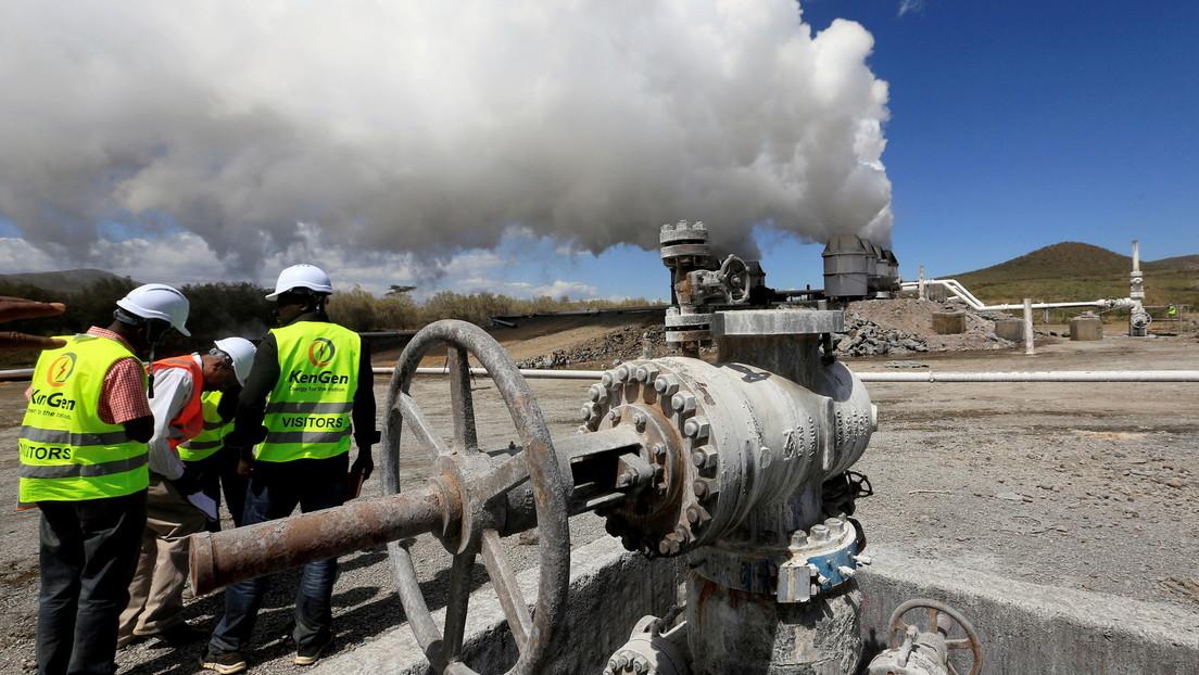 Este es el país africano que purificará el aire con aguas subterráneas al duplicar su energía geotérmica en 5 años