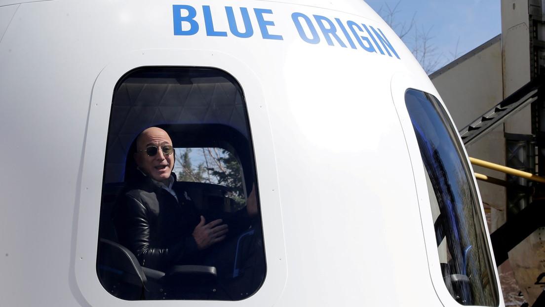 Jeff Bezos cuenta las horas para viajar al espacio: Todo sobre el segundo vuelo suborbital de un multimillonario