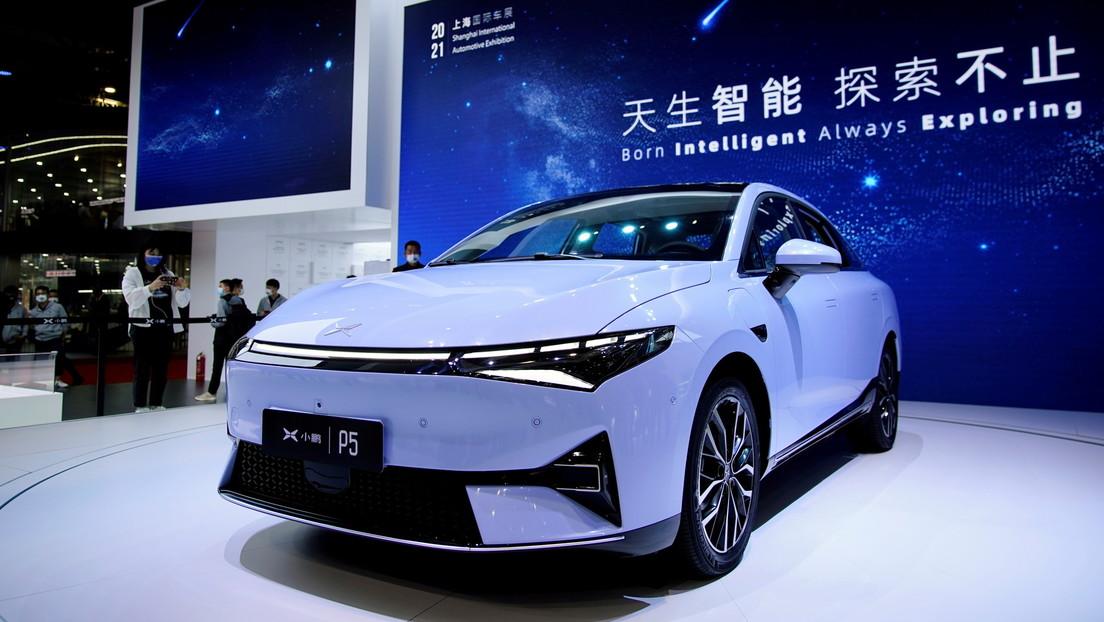 Xpeng anuncia el precio de preventa para su nuevo coche eléctrico, que supone un desafío para Tesla