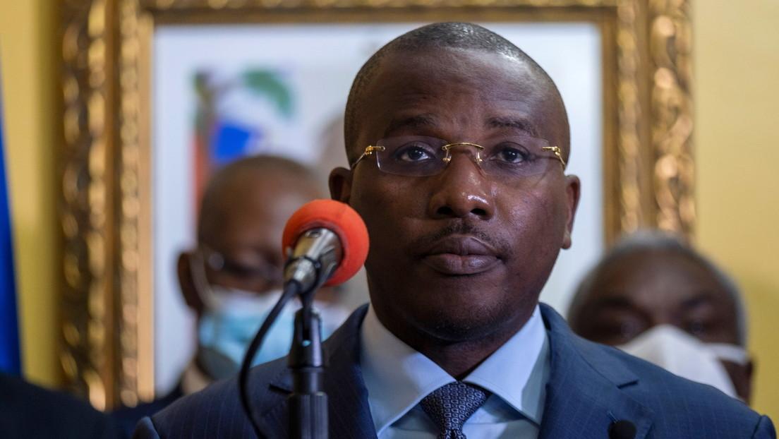 Claude Joseph dimitirá como primer ministro interino de Haití