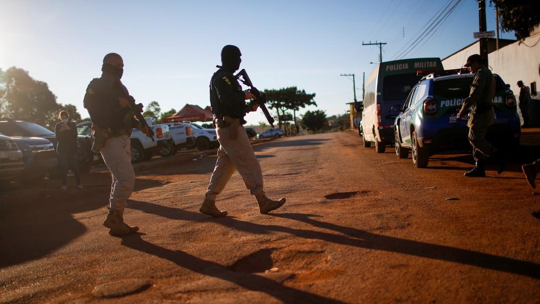 Asesinan a tiros a dos gemelas en Brasil y transmiten el crimen en vivo por Instagram
