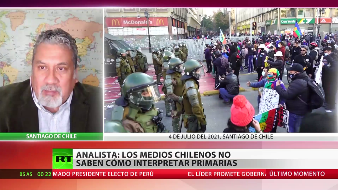 Analista: Los medios chilenos no saben cómo interpretar primarias