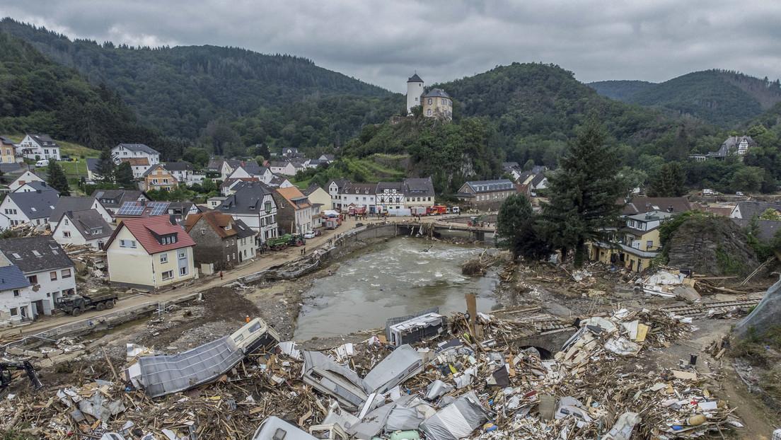 Critican la eficacia del sistema alemán de alerta de inundaciones pero las autoridades rechazan las acusaciones