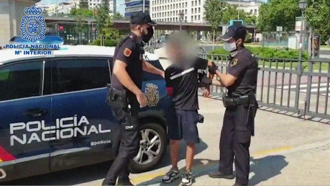 Arrestan en Madrid a un joven de 19 años por la brutal agresión a un sanitario que le pidió que se pusiera mascarilla