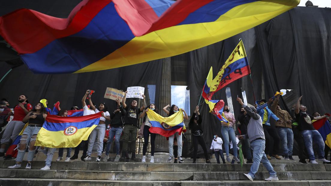 Entre manifestaciones y la instalación del Congreso: Colombia conmemora su independencia bajo fuerte presencia policial