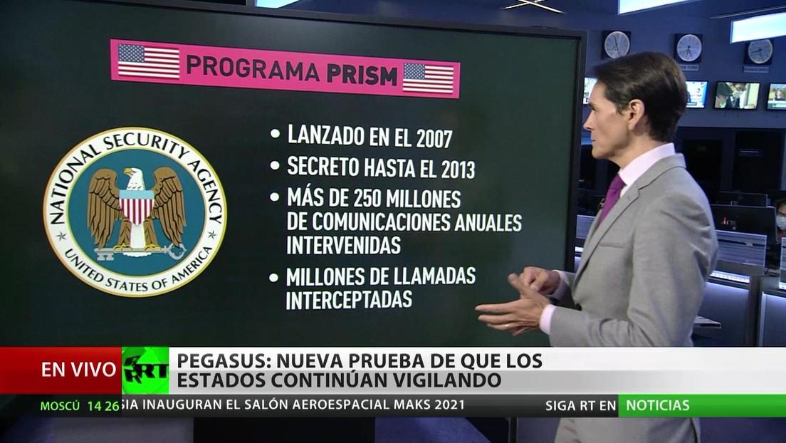 Pegasus: Nueva prueba de que los Estados continúan vigilando