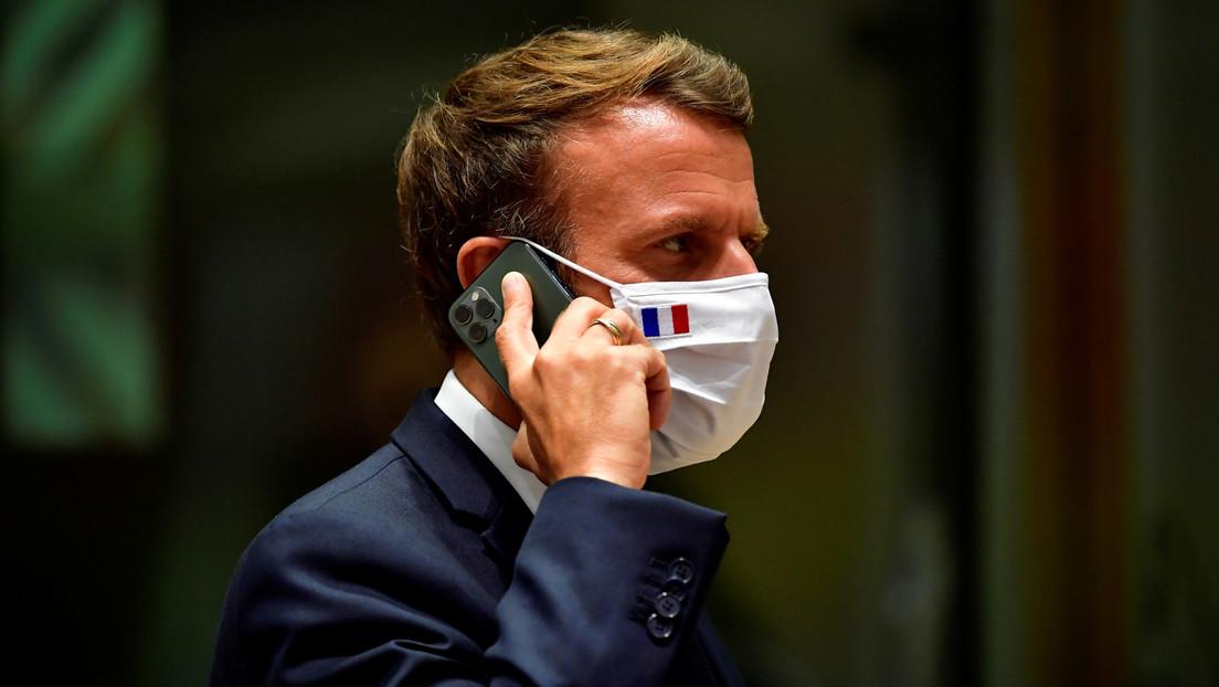 Reportan que el móvil del presidente de Francia fue un objetivo de un 'software' de vigilancia por parte de Marruecos