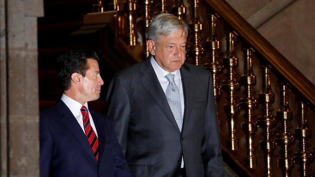 """""""No voy a denunciar"""": la respuesta de López Obrador al espionaje ilegal en su contra por parte del Gobierno de Peña Nieto"""