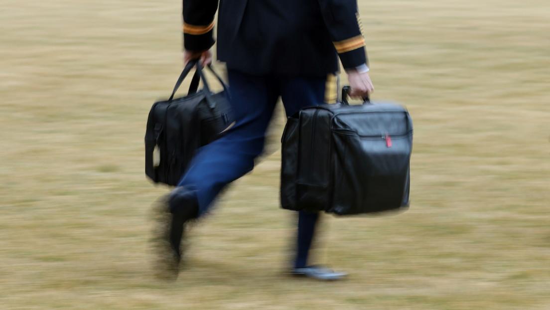 El Pentágono pondrá a prueba la seguridad del maletín nuclear estadounidense