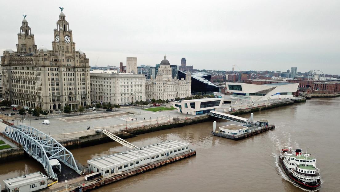 """La Unesco despoja a Liverpool de su estatus de Patrimonio Mundial por la """"pérdida irreversible"""" de su litoral"""