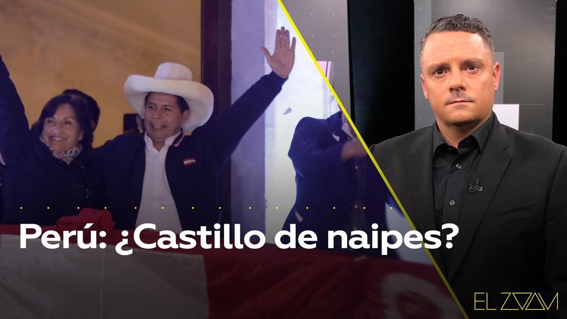Perú: ¿castillo de naipes?