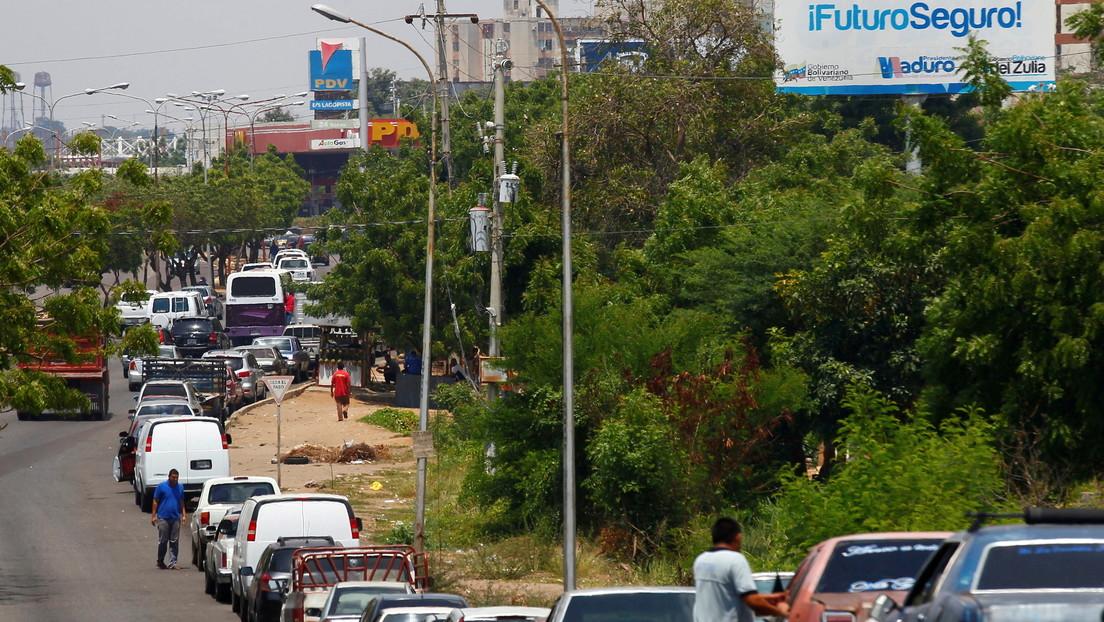 Las dificultades que enfrentan los venezolanos para surtir gasolina (tras el endurecimiento de las sanciones de EE.UU.)