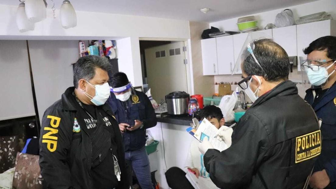 Desmantelan una banda en Perú que cobraba hasta 20.000 dólares a enfermos de covid-19 por una cama en cuidados intensivos