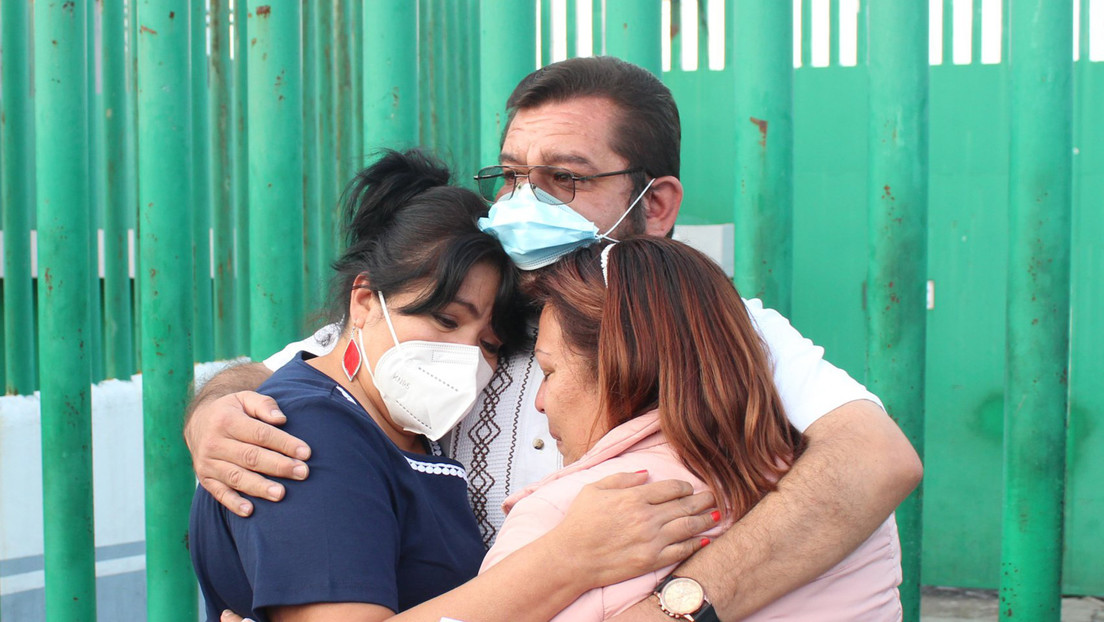 Liberan en México a un hombre que pasó 21 años en prisión por un crimen que no se produjo