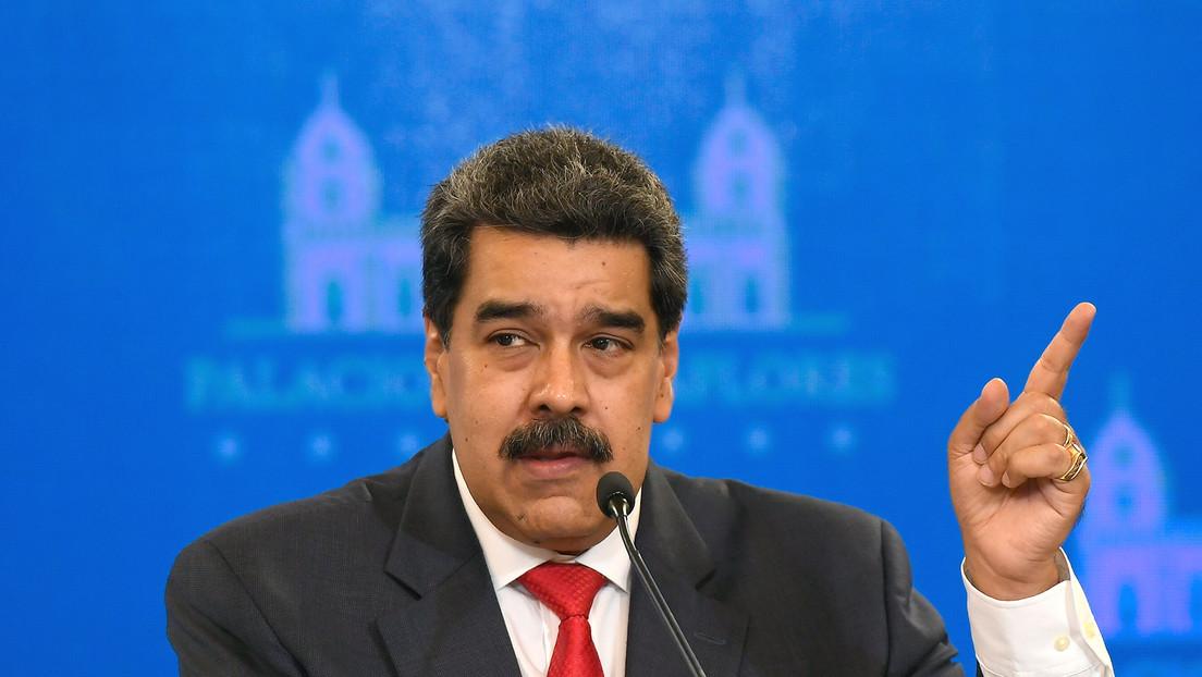 """La respuesta de Maduro a una carta del Vaticano que tachó de """"basura"""" y de ser """"un compendio de odios"""""""