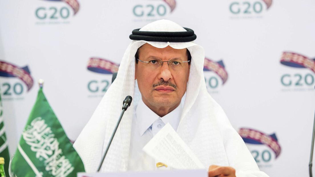 """El ministro de Energía saudita promete extraer """"cada molécula de hidrocarburo"""""""