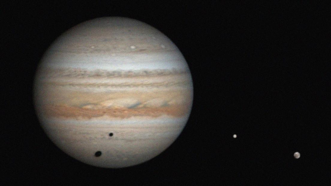 Un estudiante se convierte en el primer astrónomo aficionado que descubre una nueva luna en la órbita de Júpiter