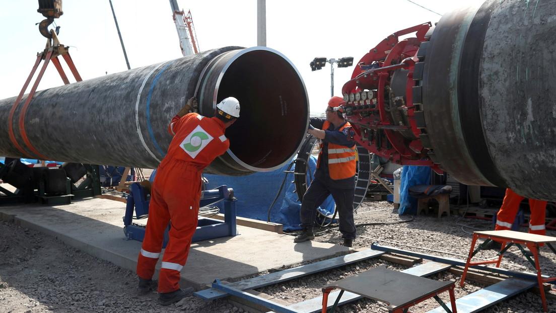El Kremlin reacciona al acuerdo entre EE.UU. y Alemania sobre el gasoducto Nord Stream 2