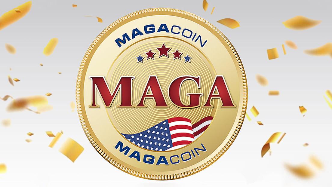 Magacoin: nace una nueva criptomoneda que está ganando popularidad entre partidarios de Donald Trump