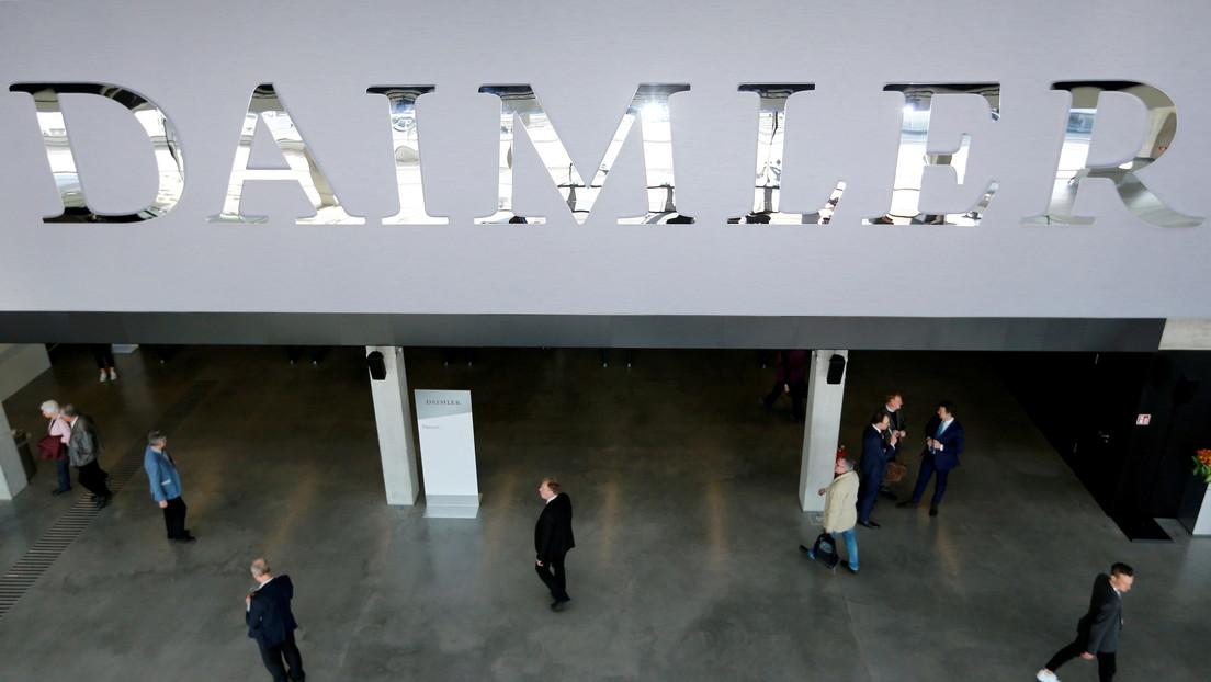 La empresa automotriz Daimler se prepara para un mercado de coches solo eléctricos para 2030