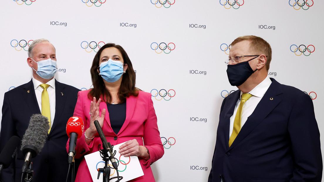 Jefe del Comité Olímpico Australiano regaña en público a una alta funcionaria por no querer asistir a la ceremonia inaugural de Tokio 2020