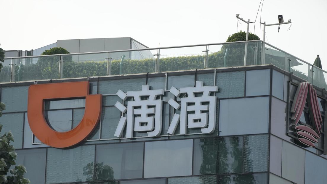 Didi se desploma un 10 % en bolsa a la luz de posibles sanciones sin precedentes de las autoridades chinas