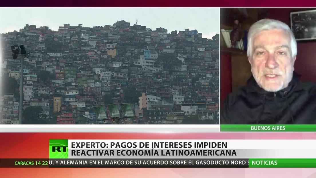 Deuda latinoamericana: La situación empeora por la pandemia