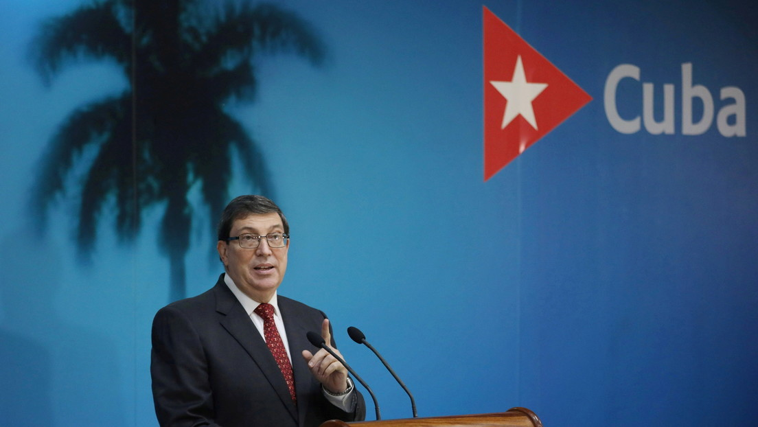 Canciller de Cuba responde al Gobierno de Biden sobre las protestas en la isla, las remesas y la verdadera razón de la caída de internet