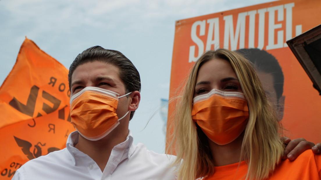 Imponen multa millonaria a candidato mexicano por el apoyo recibido en campaña de su esposa y reconocida 'influencer'