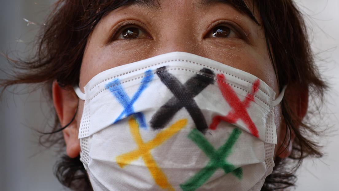 """""""Juegos Nolímpicos"""": Protestas en Tokio contra la celebración de los JJ.OO. 2020 horas antes de su comienzo"""
