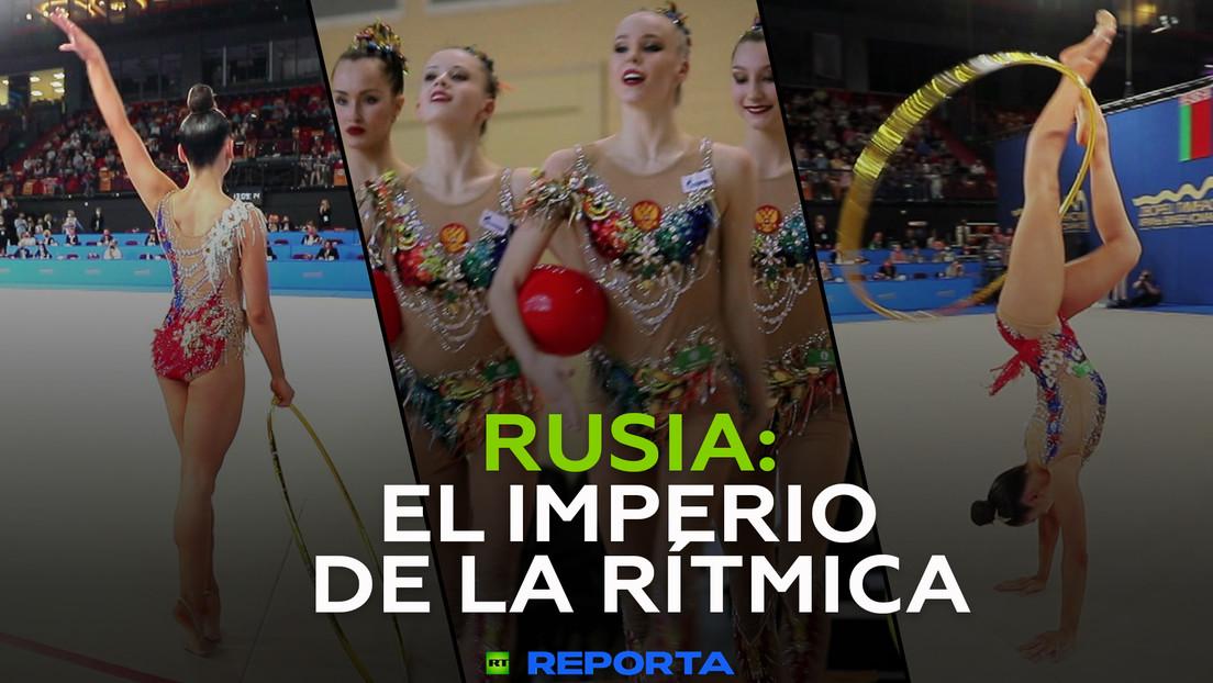Rusia: El imperio de la rítmica