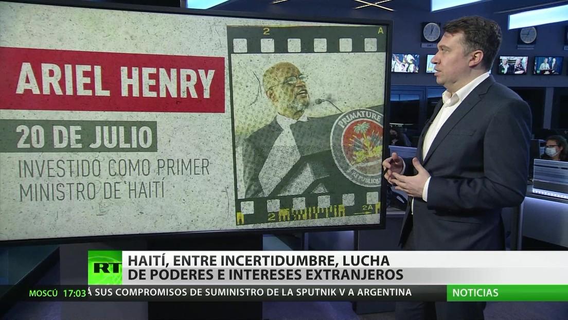 Haití: Entre incertidumbre, lucha de poderes e intereses extranjeros