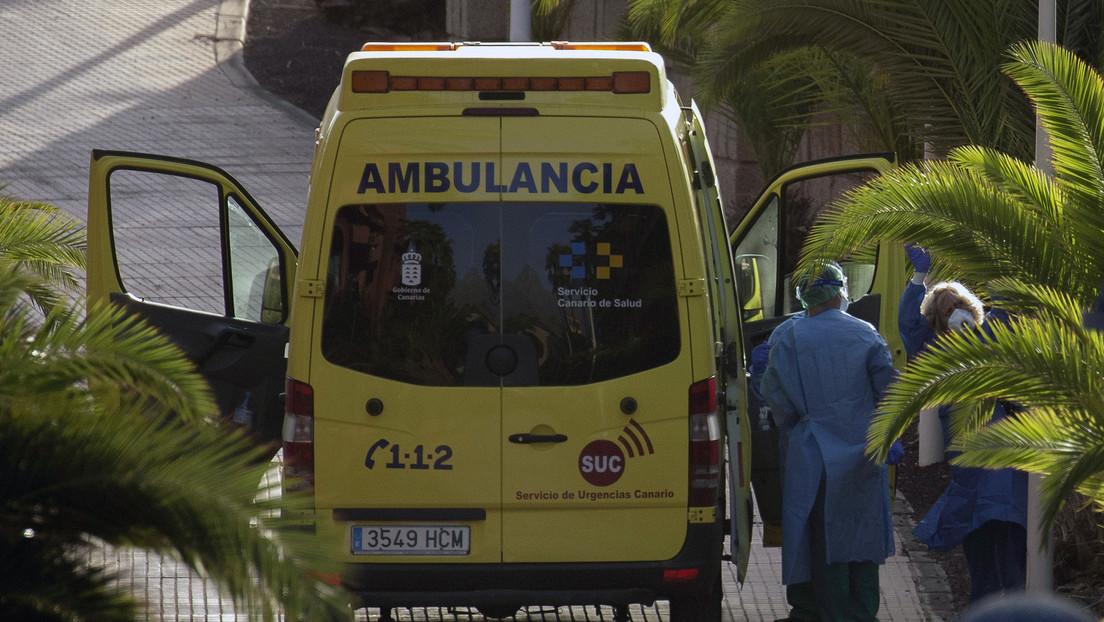 España: Un niño de cinco años muere por covid-19 en Tenerife