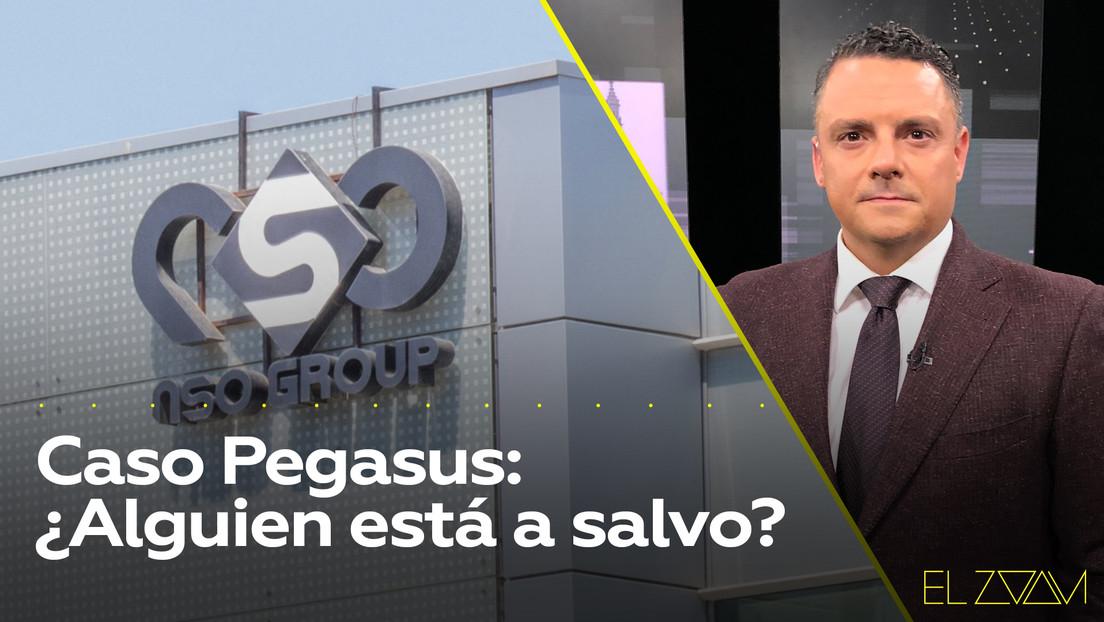 Caso Pegasus: ¿Alguien está a salvo?