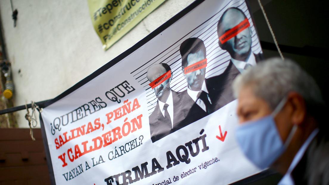 ¿Cómo avanza la campaña de la histórica consulta para enjuiciar a expresidentes en México?