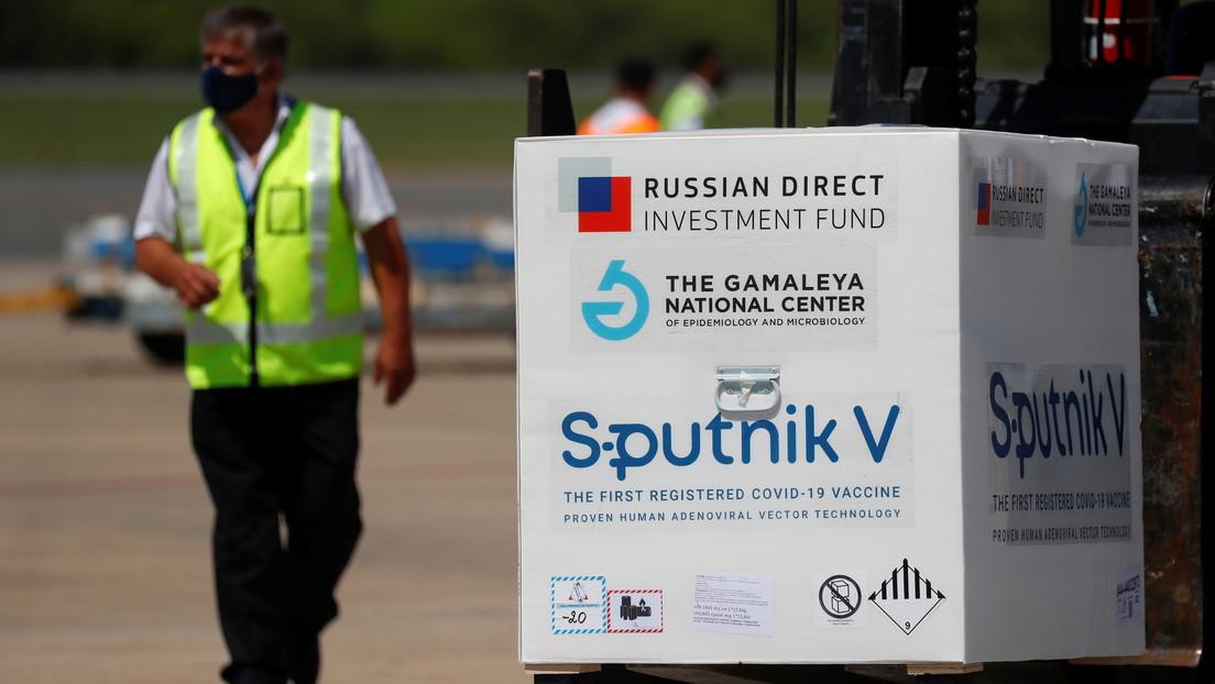 El distribuidor de Sputnik V y el Ministerio de Salud de Argentina acuerdan acelerar el suministro de la vacuna rusa