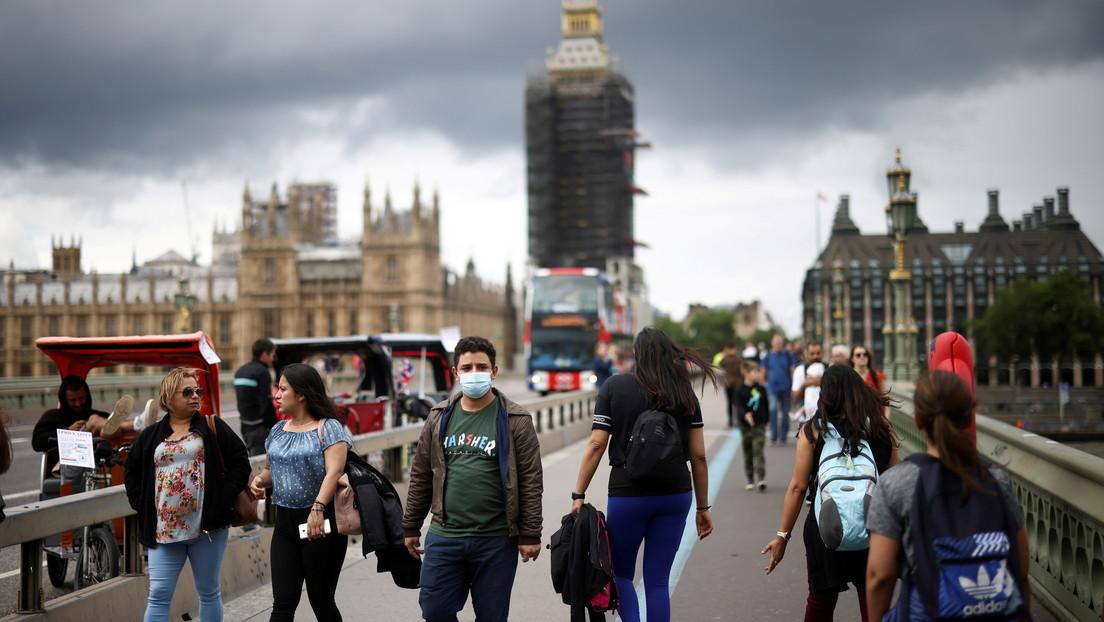 Reino Unido estudia los primeros casos de la variante detectada en Colombia