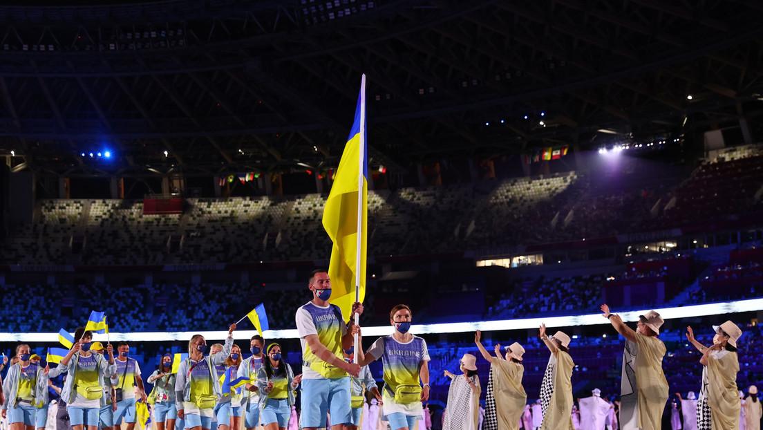 """¿Pizza para Italia y Chernóbil para Ucrania? TV surcoreana se disculpa por los gráficos """"inapropiados"""" durante la ceremonia de apertura de los JJ.OO."""